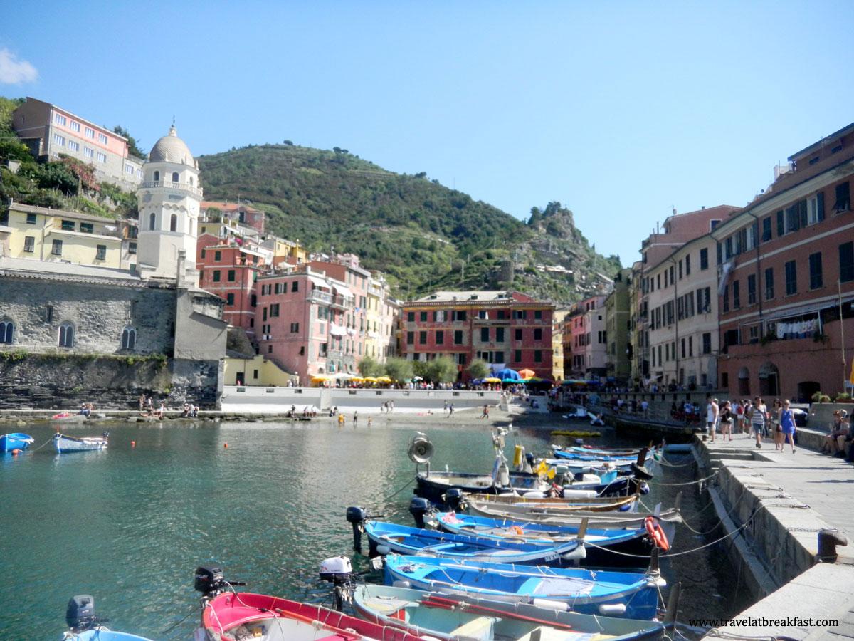 Third Day Le Cinque Terre